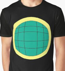 Kwame - Captain Planet Planeteer Graphic T-Shirt