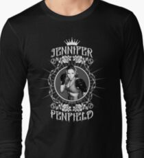 Jennifer Penfield Mixed Martial Artist promotional desgin T-Shirt