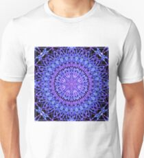 Beads of Light Mandala Unisex T-Shirt