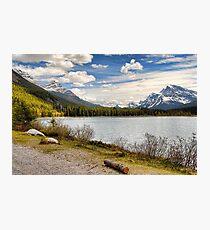 Canada's Rockies Photographic Print