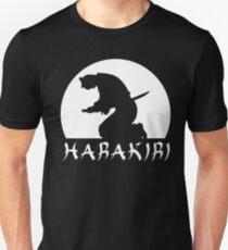 Seppuku Harakiri Kamikaze Samurai T-Shirt