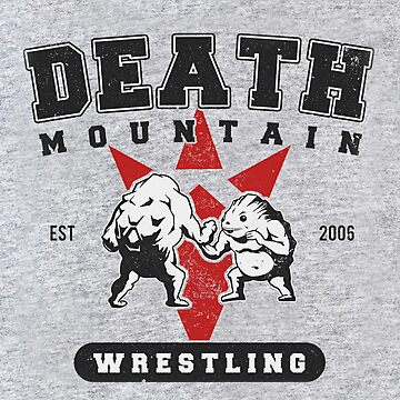 Death Mountain Wrestling by nickoverman