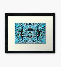 Sky Cathedral Framed Print