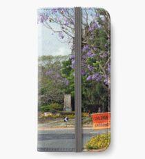 A Brisbane Suburban Street iPhone Wallet/Case/Skin