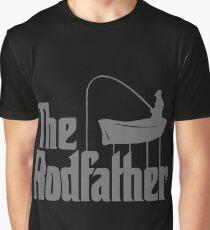 Funny Parody T-shirt Best Gift For Fishermen, Angler Graphic T-Shirt