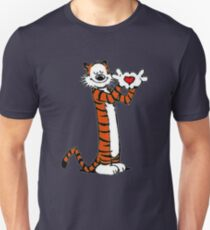 Calvin and Hobbes Love T-Shirt