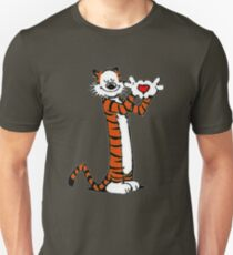 Calvin and Hobbes Love T-Shirt
