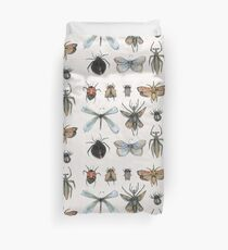 Entomology Duvet Cover