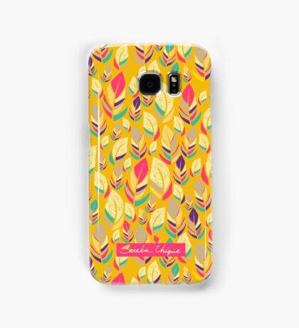 Dancing Feathers Samsung Galaxy Case/Skin