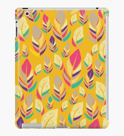 Dancing Feathers iPad Case/Skin