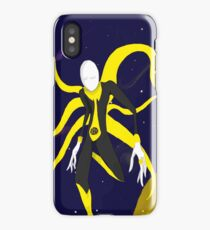 Slenderman IS Fear... iPhone Case/Skin