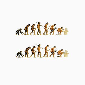 Programmer evolution by iepster