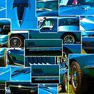 Corvette Composite by Stuart Row