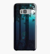 Woodland Moonlight Samsung Galaxy Case/Skin