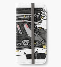 RB26DETT iPhone Flip-Case/Hülle/Skin