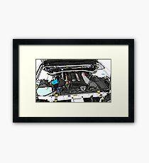 RB26DETT Framed Print