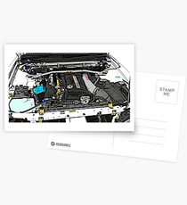 RB26DETT Postcards