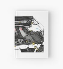 RB26DETT Hardcover Journal