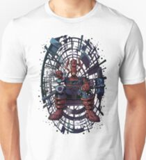 Galactus - clear background Unisex T-Shirt