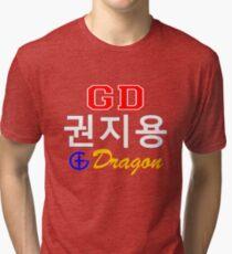 ♥♫Big Bang G-Dragon Cool K-Pop GD Clothes & Stickers♪♥ Tri-blend T-Shirt