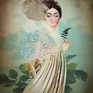 Chinese Flower by Catrin Welz-Stein