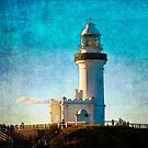Byron Bay Lighthouse by Stuart Row