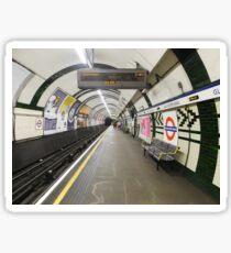 Gloucester Road Underground Sticker
