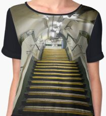 Out of the Underground Women's Chiffon Top