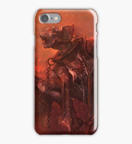 Vampiric Transformation iPhone Case/Skin