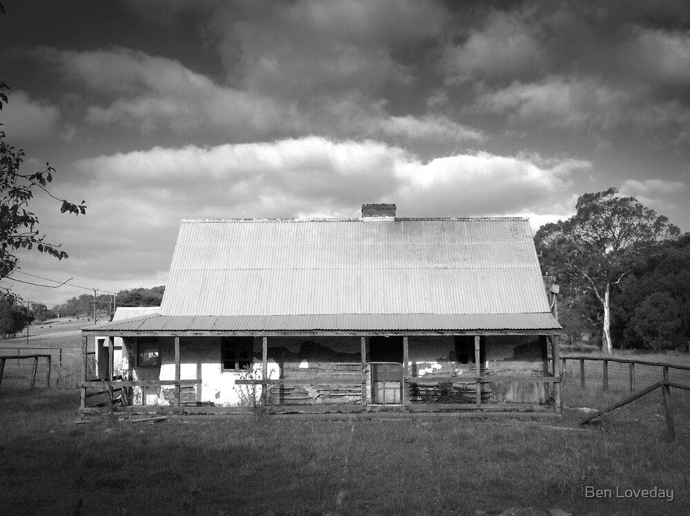 Renovator's Delight- Lobethal by Ben Loveday