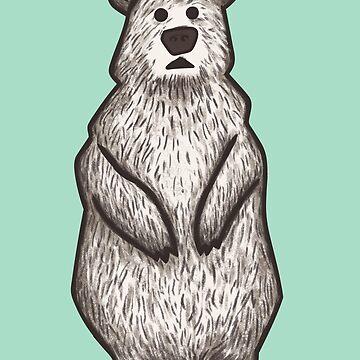 Bear by BenFarr