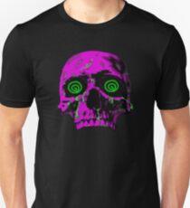 Pixel Art skull T-Shirt