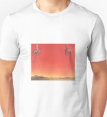 The Elephants by Dali  Unisex T-Shirt