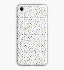 Point and Go Pattern iPhone Case/Skin