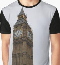 Big Ben in London Graphic T-Shirt