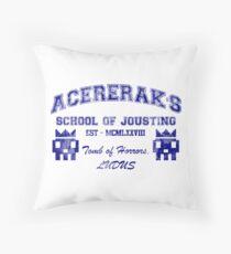 Acererak's School of Jousting Kissen