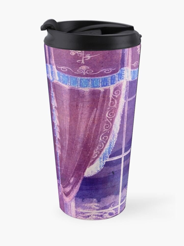 Alternate view of Waiting for the Dawn Travel Mug