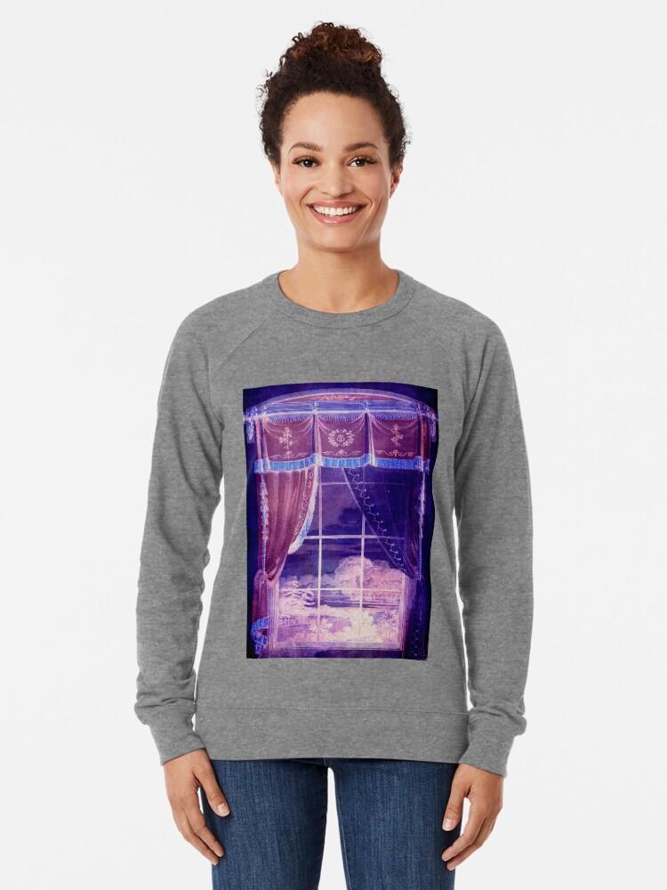 Alternate view of Waiting for the Dawn Lightweight Sweatshirt