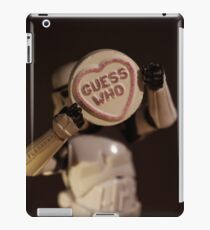 Guess Who??? iPad Case/Skin