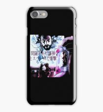 Bombed out in space with a spaced-out bomb ! iPhone Case/Skin