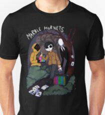 Marmor Hornissen Slim Fit T-Shirt