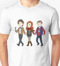 Come along Ponds! Unisex T-Shirt