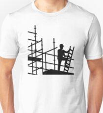 Scaffolder Unisex T-Shirt