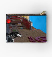 Rude Boy Goes to Target Studio Pouch