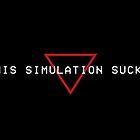 This Simulation Sucks! by anatomyautumnal