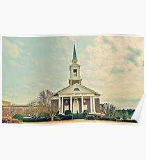 Roswell Street Baptist Church Poster