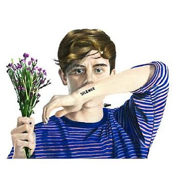 Connor Franta - silence by art-ic-monkeys