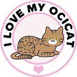 OciCat Lover T-Shirts