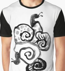 Snails Graphic T-Shirt