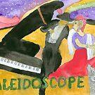 Kaleidoscope Music Album Cover by caraemoore